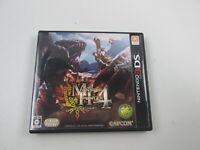 Monster Hunter 4 Nintendo 3DS Japan Ver