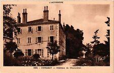 CPA L' Auvergne CUNLHAT Chateau de CHALANDRAT (409310)
