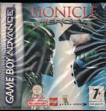 Bionicle Heroes Game Boy Advance GBA Sigillato 5021290028159