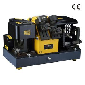 Spiral End Mill Grinder Grinding Machine End Mill Sharpener 12-30 mm MR-X7 CE