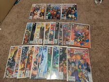 New ListingJustice League Of America (2006) #0 1-22 Vf/Nm straight run Dc Comics Set Lot