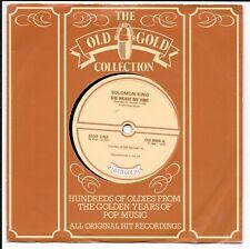 """Solomon King - She Wears My Ring - 7""""Vinyl - OG 9044 - 1979"""