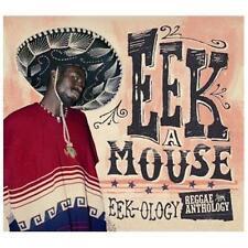 Reggae Anthology Eek-Ology [CD/DVD] [Digipak] by Eek-A-Mouse (CD, Oct-2013, 3...