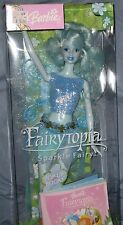 RARE Fairy Topia Sparkle Fairy Blue very rare color.