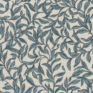 Clarke and Clarke Entwistle Teal 100% Cotton Fabric