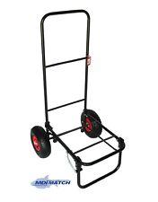 MDI Match Fishing Folding Trolley with Pneumatic Wheels