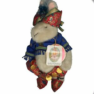 Muffy Vanderhare Genie Belly Dancer Gypsies Bunny Rabbit Vintage 90 Retired