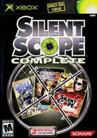 Silent Scope Complete XBOX Game Used