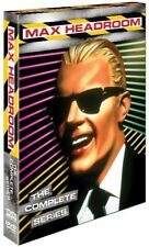 Max Headroom: The Complete Series [5 Discs] (DVD Used Like New)