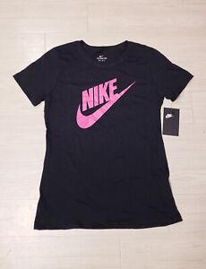 NEW Nike Sportswear Women's Short Sleeve Logo T-Shirt Size XS S M L