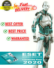 ESET NOD32 INTERNET SECURITY 🔥 LICENSE ACTIVATION KEY 🔑 1 DEVICE ✅ 1 YEAR ✅
