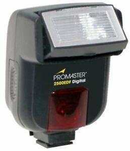ProMaster 2500EDF Digital Electronic Flash for Canon