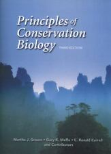 Principles of Conservation Biology by Groom, Martha J., Meffe, Gary K., Carroll