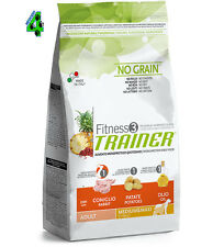OFFERTA Fitness Trainer Medium Maxi Coniglio e Patate 12,5 Kg per cani adulti