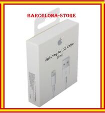 CABLE CARGADOR Y DATOS PARA IPHONE 7 8 5/S 6 6S PLUS *USB CABLE ORIGINAL* iOS12