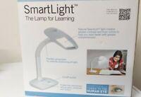 Verilux HAPPYEYES VD12WW1 SMART LIGHT DESK LAMP 27W GRAPHITE