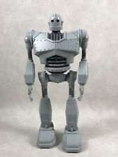 "The Iron Giant, Walking Motion Light Up 15"" Action Figure Tested And Works!"