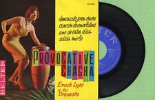 ENOCH LIGHT / Provocative Cha Cha / BELTER 50.459 Pressing Spain 1961 EP EX