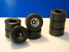 8 pneus uréthane SIL SLICKS COX 1/24