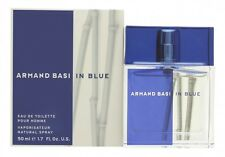 ARMAND BASI BASI IN BLUE EAU DE TOILETTE 50ML SPRAY - MEN'S FOR HIM. NEW