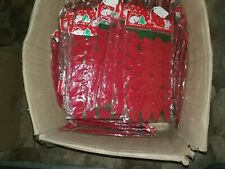 Huge Lot Of Christmas Bows Ribbons Over 1,000 Tree Gift Decor Craft Ornaments
