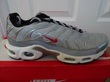 super popular 91c0f 7d26e Nike Air Max Plus QS Zapatillas para mujer 887092 001 UK 5.5 EU 39 nos 8  Nuevo + Caja