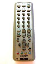 Sony TV telecomando RM-W100 per KV14CT1U KV21CL10U KV21CL5K KV21CT1E KV21CT1U