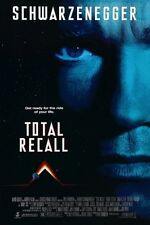 Total Recall Movie Poster 11x17 Mini Poster (28cm x43cm)