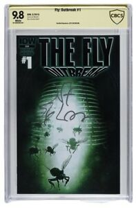 CBCS 9.8 Fly: Outbreak 1 Signed by Jeff  Goldblum *SHIPPED!*