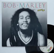 "Vinyle 33T Bob Marley  ""Chances are"""