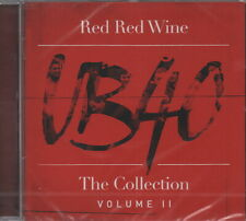 UB40 - Red red wine - The collection Volume II - CD album (New & sealed)