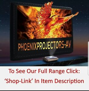 "Vividstorm Projector Screen S Pro 120"" Electric Tension Floor Rising 4K UST ALR"