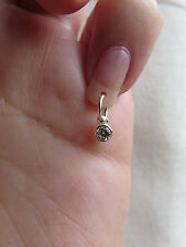Argento Zirconi Cubici Rotondi NAIL Dangle/Charm/Body Jewellery