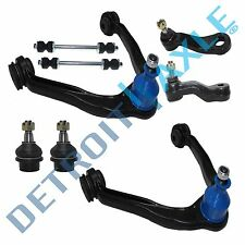New 8pc Complete Front Suspension Kit for Escalade Avalanche Tahoe - 6-Lug