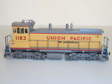 Athearn SW1500 Union Pacific W/ DCC and LED Lights. Operating Beacon Light