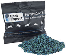 Pest Expert Formula 'B' Mouse Killer Poison 3kg (Maximum Strength)