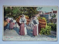 SPALATO SPLIT bazar mercato dalmazia vecchia cartolina