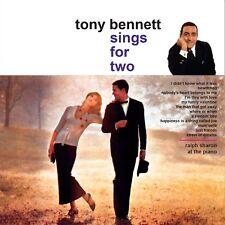 TONY BENNETT - SINGS FOR TWO   CD NEUF