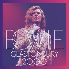 David Bowie - Glastonbury 2000 (NEW 2 x CD)