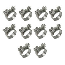 WURTH EFI Hose Clamps 10 PACK - Suits fuel lines 7 to 15 mm