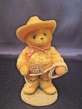 Cherished Teddies Roy I'm Your Country Cowboy #466298 Le 1998