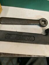 Armstrong No.0 LatheTool Holder Left Hand With Wrench New Old Stock