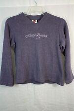 Harley Davidson Ladies V-Neck Purple Sweater Chicago, IL Size Small