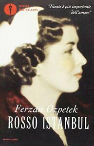 Ferzan Ozpetek - Rosso Istanbul - Libro NUOVO in Italiano a Copertina Flessibile
