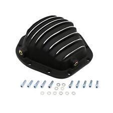 Dana 60 D60 70 D70 Axle Black Cast Aluminum Rear Differential Cover Kit