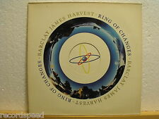 "★★ 12"" LP - BARCLAY JAMES HARVEST - Ring Of Changes - Polydor 1983"