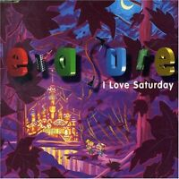 Erasure I love Saturday (1994) [Maxi-CD]