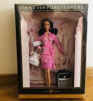 Barbie Collector Gold Label Diane von Furstenberg Figure 2006 Sales Rare item