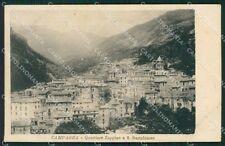 Salerno Campagna Quartiere Zeppino e San Bartolomeo cartolina XB0165