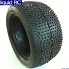 AKA Racing 13107V 1/10 Buggy Impact Rear Super Soft Tires (2)